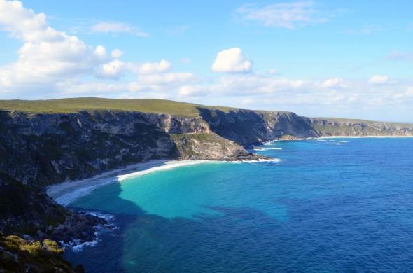 Des vacances dans des vacances ou une semaine de margoulin à Kangaroo Island